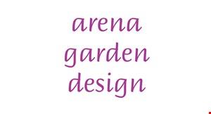 Arena Garden Design logo
