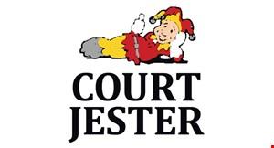 Court Jester Restaurant logo
