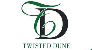Twisted Dune Golf Club logo