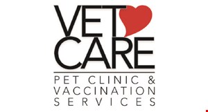 Vetcare Pet Clinic logo