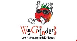 W. G. Grinders logo