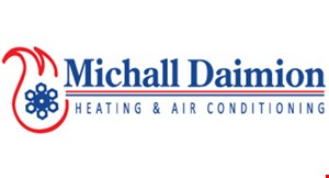 Michall Daimion Heating & Air Conditioning logo