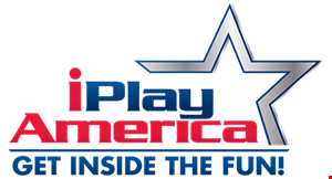Product image for iPlay America Book a party and get free goody bags for all paid party guests.