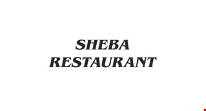 Sheba Restaurant logo