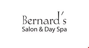 Bernard's Salon & Day Spa logo