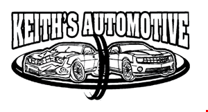 Keith's Automotive logo