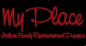 My Place Italian Family Restaurant logo