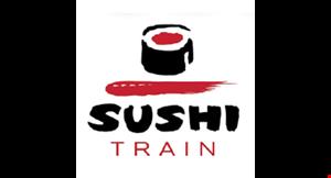 Sushi Train logo