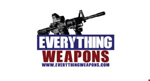 Everything Weapons logo