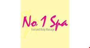 No. 1 Spa logo