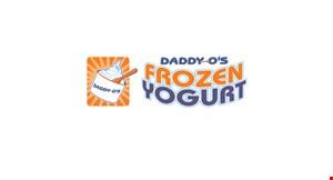 Daddy O's Frozen Yogurt logo