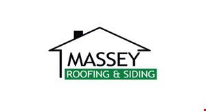 Massey Roofing & Siding logo
