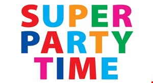 Super Party Time logo