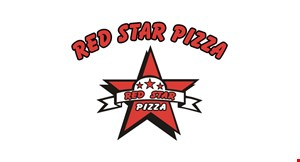 Red Star Pizza logo