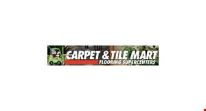 Carpet & Tile Mart logo