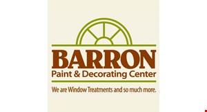 Barron Paint logo