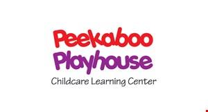Peekaboo Playhouse logo