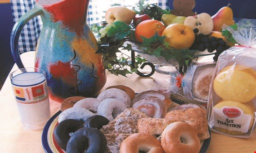 Product image for FREIHOFER'S BAKERY OUTLET Free box of donuts with any $5 purchase.