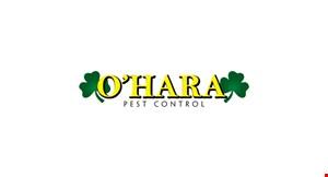O'Hara Pest Control logo