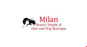 Milan Beauty Supply logo