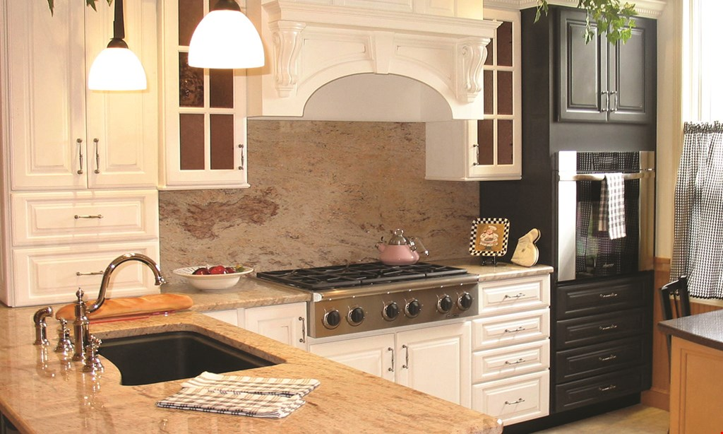 Product image for Aaron Kitchen & Bath Design Gallery Free knobs with the purchase of kitchen cabinet