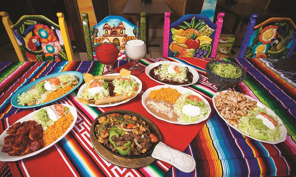Product image for Guadalajara Mexican Restaurant $5 OFF any purchase of $30 or more.