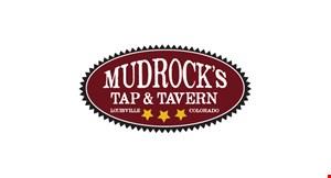Mudrock's Tap & Tavern logo