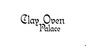 Clay Oven Palace logo