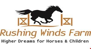Rushing Winds Farm logo
