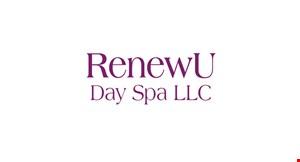 Renewu Day Spa LLC logo