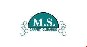 M.S. Carpet Cleaning logo