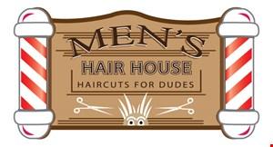 Men's Hair House logo
