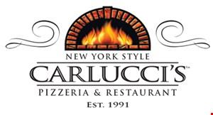 Carlucci's Pizzeria & Restaurant logo
