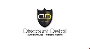 Discount Detail logo