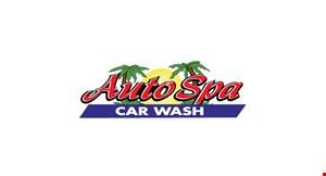 Auto Spa Car Wash logo