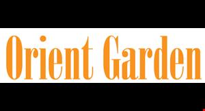 Orient Garden logo