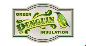Green Penguin Insulation logo