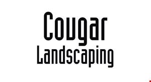 Cougar Landscaping Inc logo