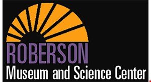 Roberson Museum & Science Center logo