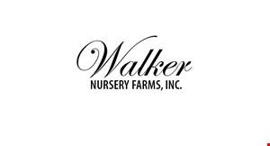 Walker Nursery Farms Inc. logo