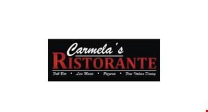Carmela's Ristorante logo