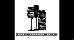 62 Beekman logo