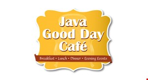 Java Good Day Cafe, LLC logo