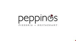 Peppino's Pizzeria logo