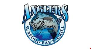 Anglers Seafood Bar & Grill logo