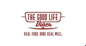 The Good Life Diner logo