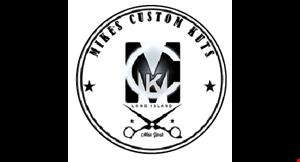 Mike's Custom Kuts logo