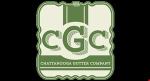 Chattanooga Gutter Company logo