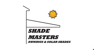 Shademasters Awnings & Solar Shades logo