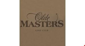 Old Masters Golf Club logo